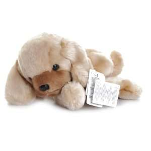 Russ Puff Puff 9 inch Plush Vintage Labrador Dog [Toy] Toys & Games