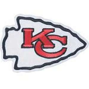 NFL Kansas City Chiefs Logo Patch