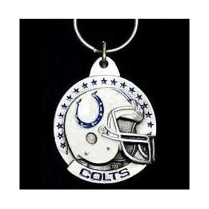 NFL Team Helmet Key Ring   Indianapolis Colts Sports