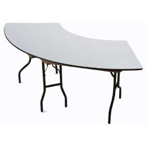 Series Serpentine Plywood Core Folding Table