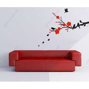 and birds   Removable vinyl art wall decals stickers murals home decor