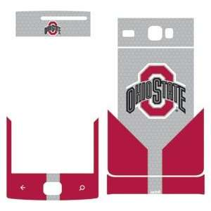 Ohio State University Vinyl Skin for Samsung Focus Flash Electronics