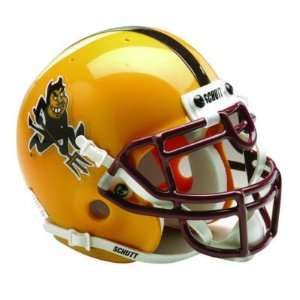 DEVILS OFFICIAL FULL SIZE SCHUTT FOOTBALL HELMET