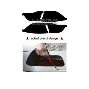 Kia Optima 2009 2010 Tail Light Vinyl Film Covers ( CHARCOAL ) by