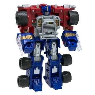 Transformers Optimus Prime Super Base Action Figure  Toys & Games