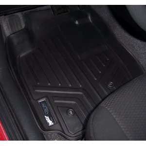 Mats for Jeep Wrangler Unlimited (2007   2012)   Complete Set (Black