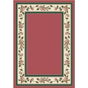 109 Rose Quartz Romany Vine Area Rug 4086 9000 202