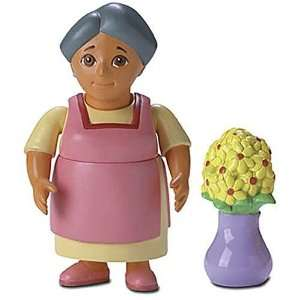 Dora the Explorer Figures for Doras Talking Doll House