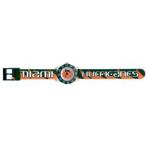 Miami Hurricanes  (University of) Kids Watch Sports