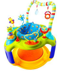 Bright Starts   Bounce A Bout Baby Activity Center