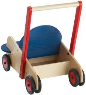 Haba Walker Wagon Baby Walker Learning Gear Educational Toy New And