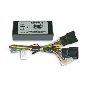 PAC Radio Replacement Interface For GM LAN Vehicles